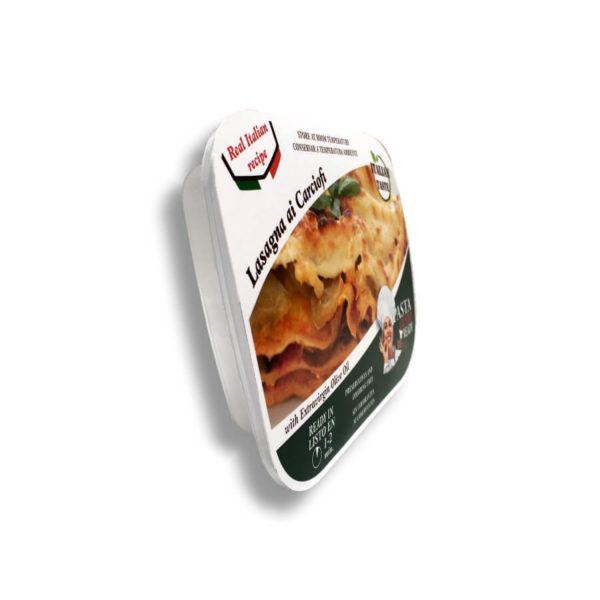 Artichoke Lasagna Ready Meal