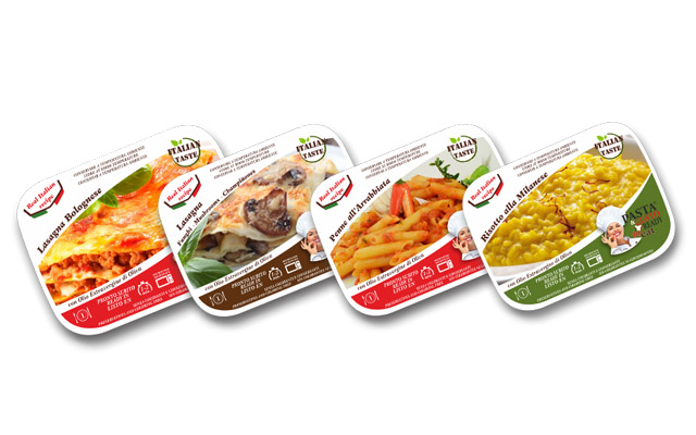 Ready Meals Products by Pasta e Gusto Ready to Eat Italian Food Microwave